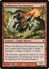 Mudbutton Torchrunner, Magic, Lorwyn