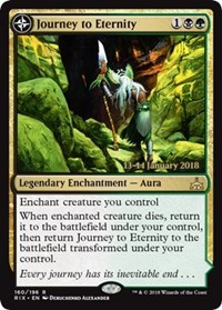 Journey to Eternity (Foil)