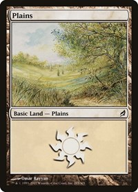 Plains (285), Magic: The Gathering, Lorwyn