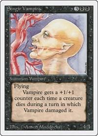 Sengir Vampire, Magic: The Gathering, Revised Edition