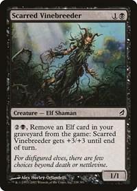 Scarred Vinebreeder, Magic: The Gathering, Lorwyn