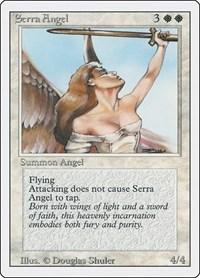 Serra Angel, Magic: The Gathering, Revised Edition