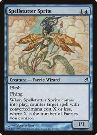 Spellstutter Sprite, Magic: The Gathering, Lorwyn