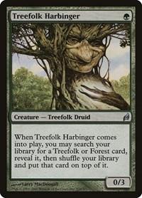 Treefolk Harbinger, Magic, Lorwyn