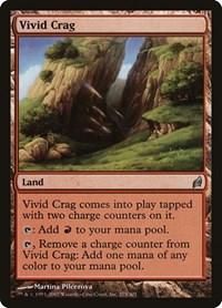 Vivid Crag, Magic: The Gathering, Lorwyn