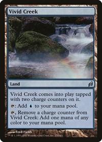 Vivid Creek, Magic: The Gathering, Lorwyn