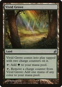 Vivid Grove, Magic: The Gathering, Lorwyn