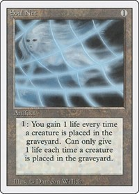 Soul Net, Magic: The Gathering, Revised Edition
