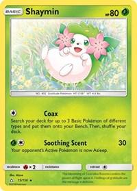 Shaymin (15), Pokemon, SM - Ultra Prism