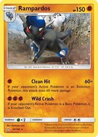 Rampardos, Pokemon, SM - Ultra Prism