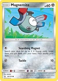 Magnemite (80), Pokemon, SM - Ultra Prism