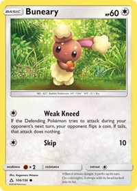 Buneary, Pokemon, SM - Ultra Prism