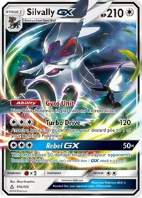 Silvally GX, Pokemon, SM - Ultra Prism