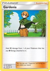 Gardenia, Pokemon, SM - Ultra Prism