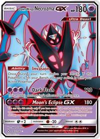 Dawn Wings Necrozma GX (Full Art), Pokemon, SM - Ultra Prism