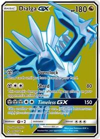Dialga GX (Full Art), Pokemon, SM - Ultra Prism