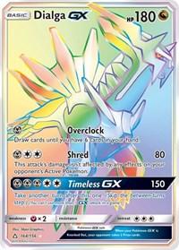 Dialga GX (Secret Rare), Pokemon, SM - Ultra Prism