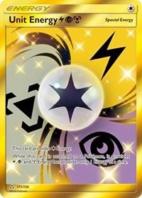 Unit Energy LPM (Secret Rare), Pokemon, SM - Ultra Prism