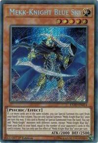 Mekk-Knight Blue Sky, YuGiOh, Extreme Force