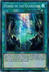 Power of the Guardians, YuGiOh, Extreme Force