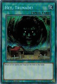 Hey, Trunade!, YuGiOh, Extreme Force