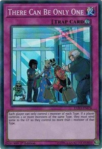 There Can Be Only One, YuGiOh, Extreme Force