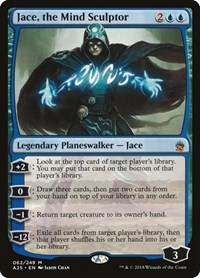 Jace, the Mind Sculptor, Magic, Masters 25