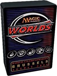 Metalworker Jon Finkel 2000 ~ Heavily Played World Championship Gold Border