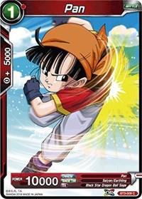 Pan, Dragon Ball Super CCG, Cross Worlds