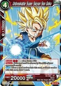 Unbreakable Super Saiyan Son Goku, Dragon Ball Super CCG, Cross Worlds