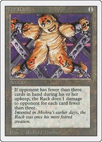 The Rack, Magic: The Gathering, Revised Edition