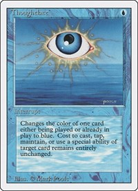 Thoughtlace, Magic: The Gathering, Revised Edition
