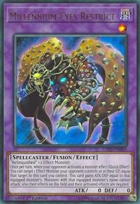 Millennium-Eyes Restrict, YuGiOh, Legendary Duelists: Ancient Millennium