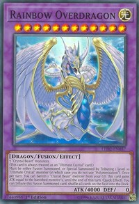 Rainbow Overdragon, YuGiOh, Legendary Duelists: Ancient Millennium