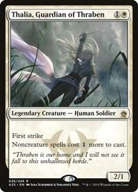 Thalia, Guardian of Thraben, Magic: The Gathering, Masters 25