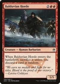 Balduvian Horde, Magic, Masters 25