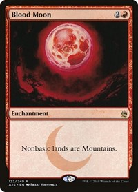 Blood Moon, Magic: The Gathering, Masters 25