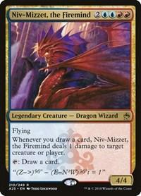 Niv-Mizzet, the Firemind, Magic: The Gathering, Masters 25