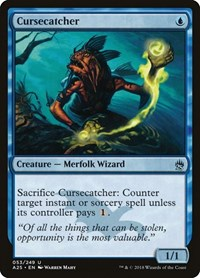 Cursecatcher, Magic: The Gathering, Masters 25