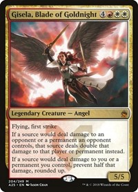 Gisela, Blade of Goldnight, Magic, Masters 25