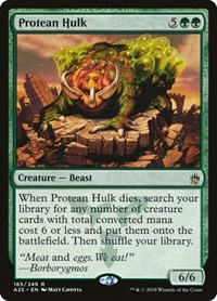 Protean Hulk, Magic: The Gathering, Masters 25