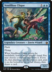 Vendilion Clique, Magic: The Gathering, Masters 25