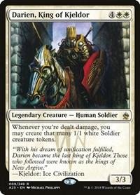 Darien, King of Kjeldor (Foil)