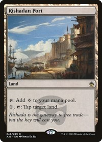 Rishadan Port (Foil)