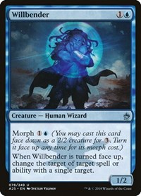 Willbender, Magic: The Gathering, Masters 25