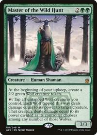 Master of the Wild Hunt, Magic, Masters 25