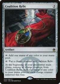 Coalition Relic, Magic, Masters 25