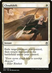 Cloudshift, Magic: The Gathering, Masters 25