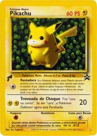Pikachu (Ivy), Pokemon, Pikachu World Collection Promos