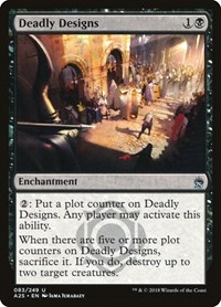 Deadly Designs, Magic, Masters 25
